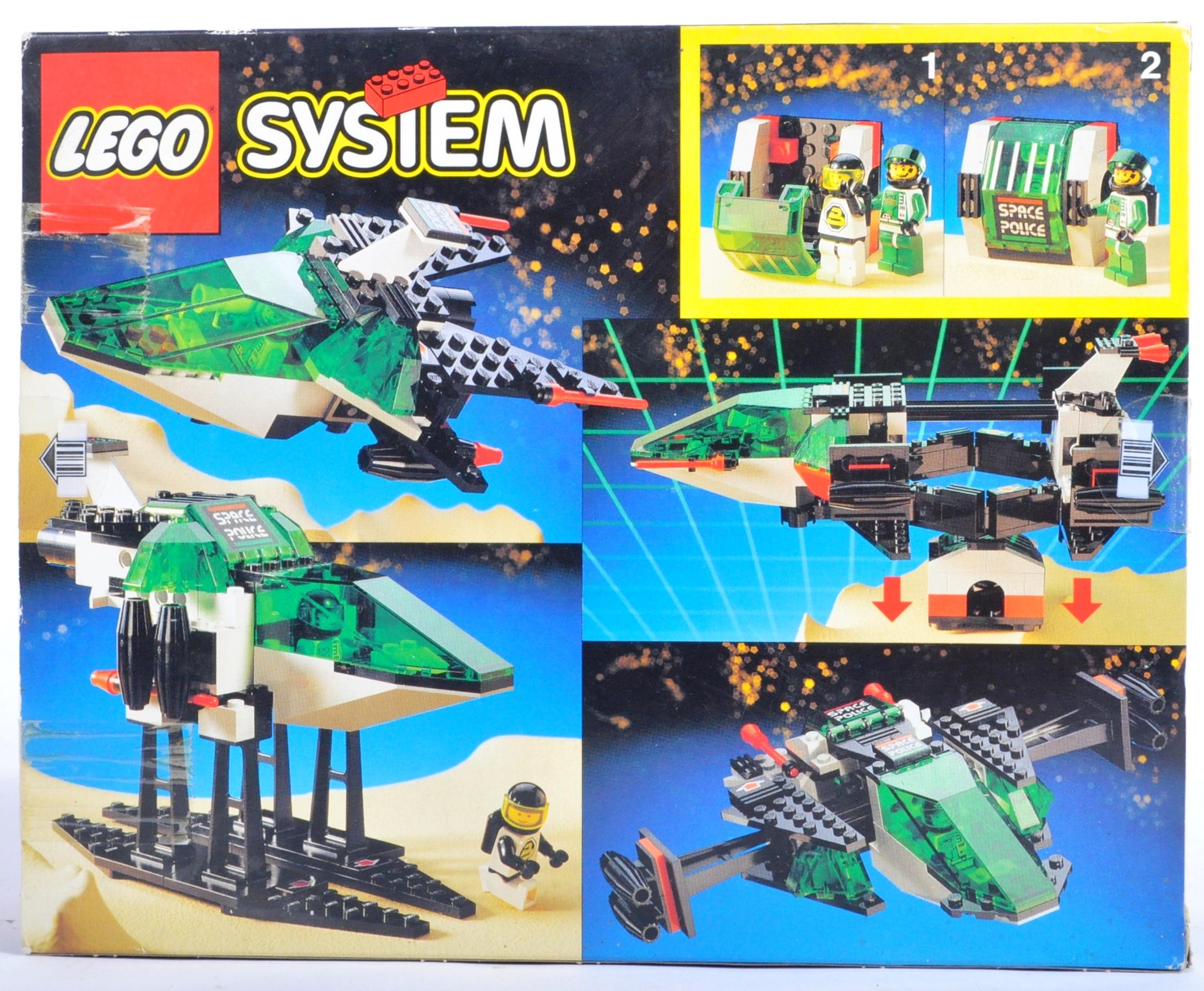 LEGO SET - LEGO SYSTEM - 6897 - REBEL SPACE HUNTER - Image 2 of 4