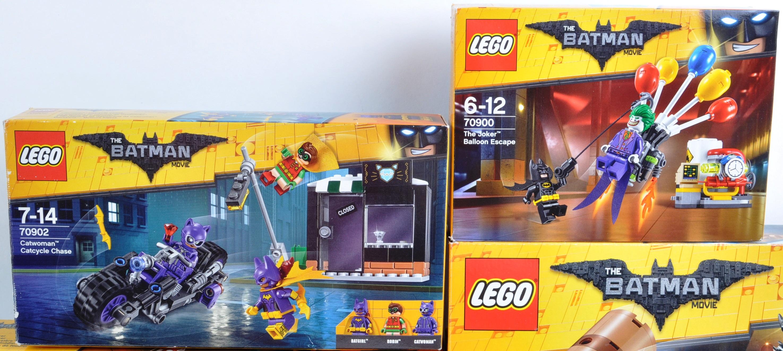 LEGO SETS - THE BATMAN MOVIE - Image 4 of 6