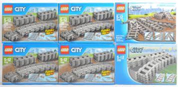 LEGO SETS - LEGO CITY - LEGO CITY TRACKS