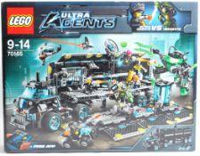 LEGO SET - LEGO ULTRA AGENTS - 70165 - MISSION HEAD QUARTERS