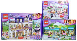 LEGO SETS - LEGO FRIENDS