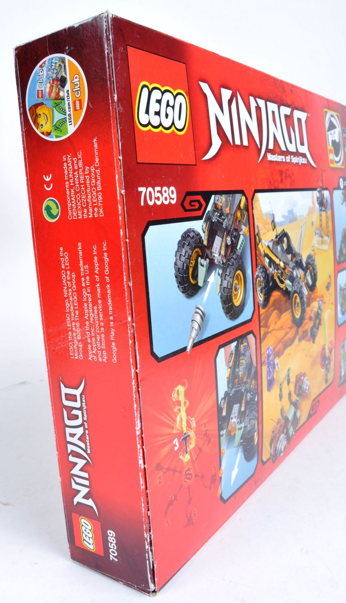 LEGO SETS - LEGO NINJAGO - 70589 / 70592 / 70746 / 70748 - Image 6 of 10