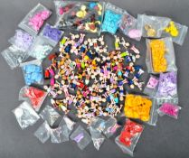 LEGO MINIFIGURES - COLLECTION OF ASSORTED LEGO FRIENDS MINIFIGURES