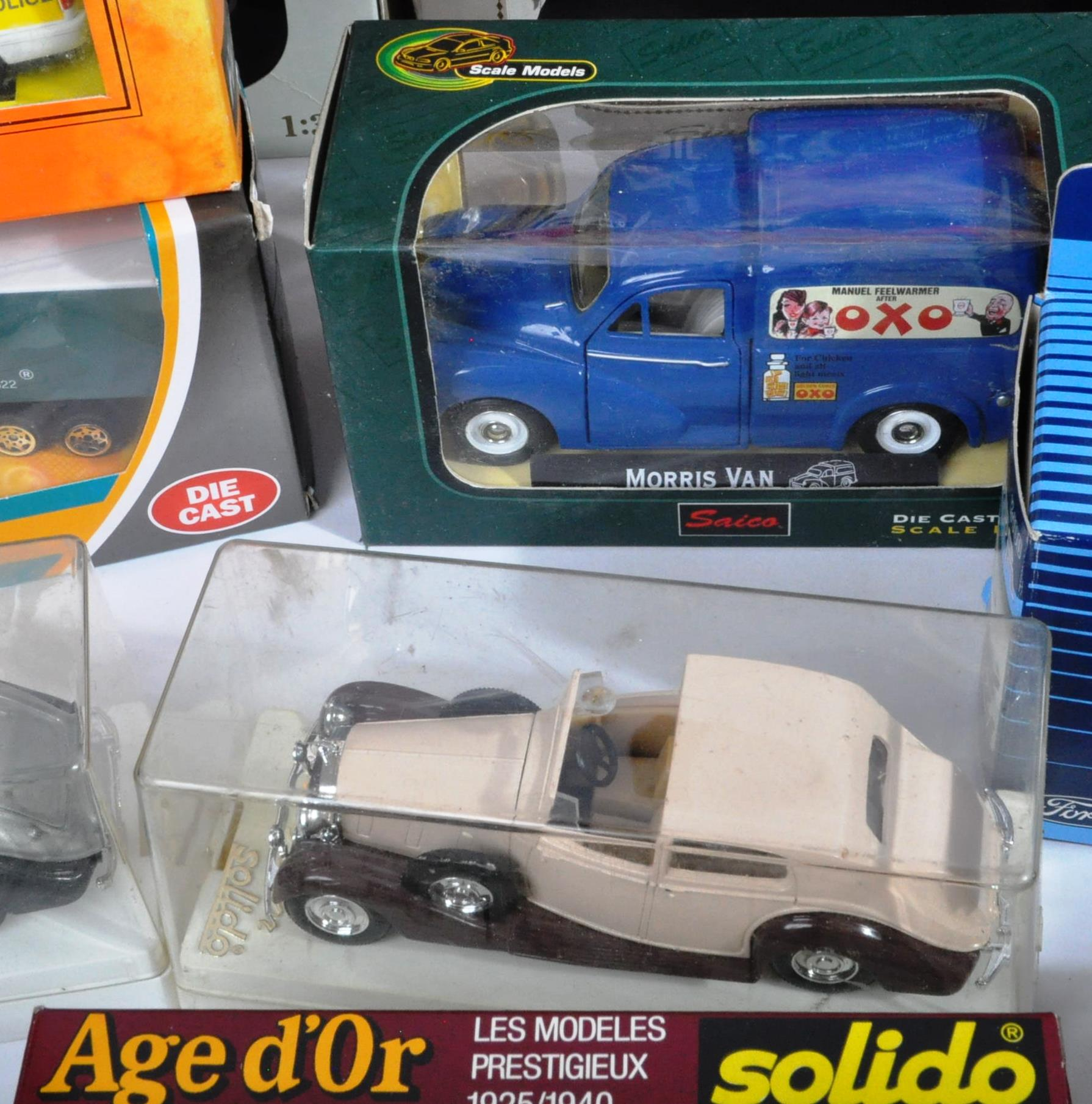 LARGE COLLECTION OF ASSORTED BOXED DIECAST MODEL CARS - Image 8 of 13