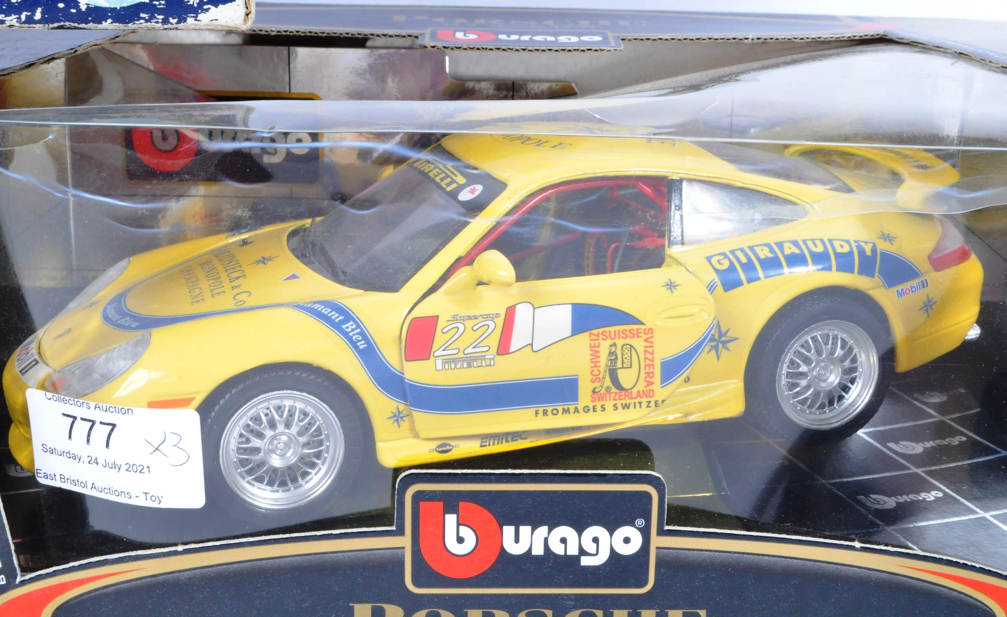 DIECAST - LARGE SCALE BOXED DIECAST MODELS 1/18 AND 1/24 - Image 5 of 5
