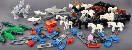 LEGO MINIFIGURES - COLLECTION OF ASSORTED