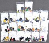 LEGO MINIFIGURES - 8684 - SERIES 2 COLLECTABLE MINIFIGURES