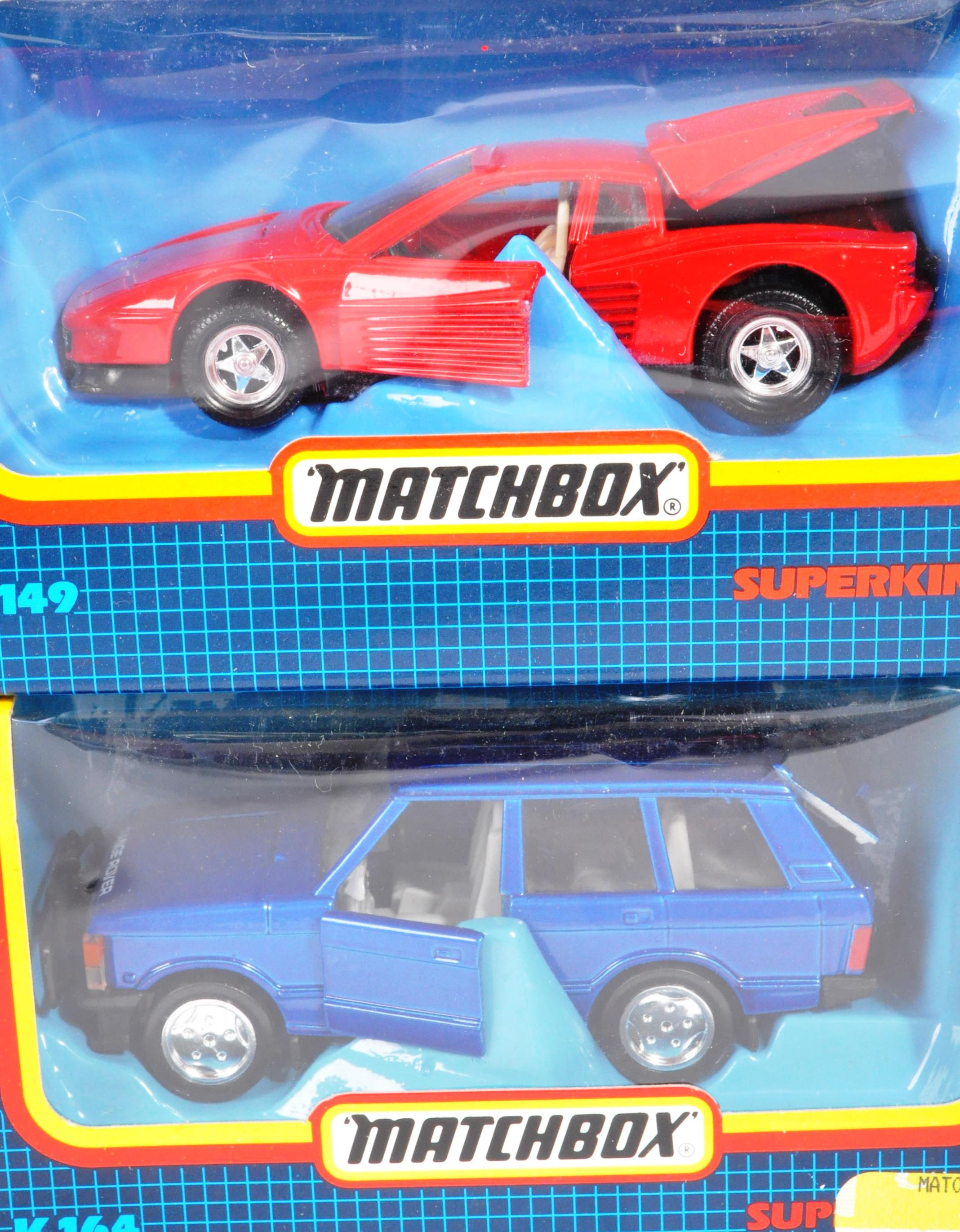 COLLECTION OF VINTAGE MATCHBOX SUPERKINGS DIECAST MODELS - Image 3 of 6