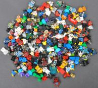 LEGO MINIFIGURES - COLLECTION OF ASSORTED LEGO MINIFIGURE PARTS