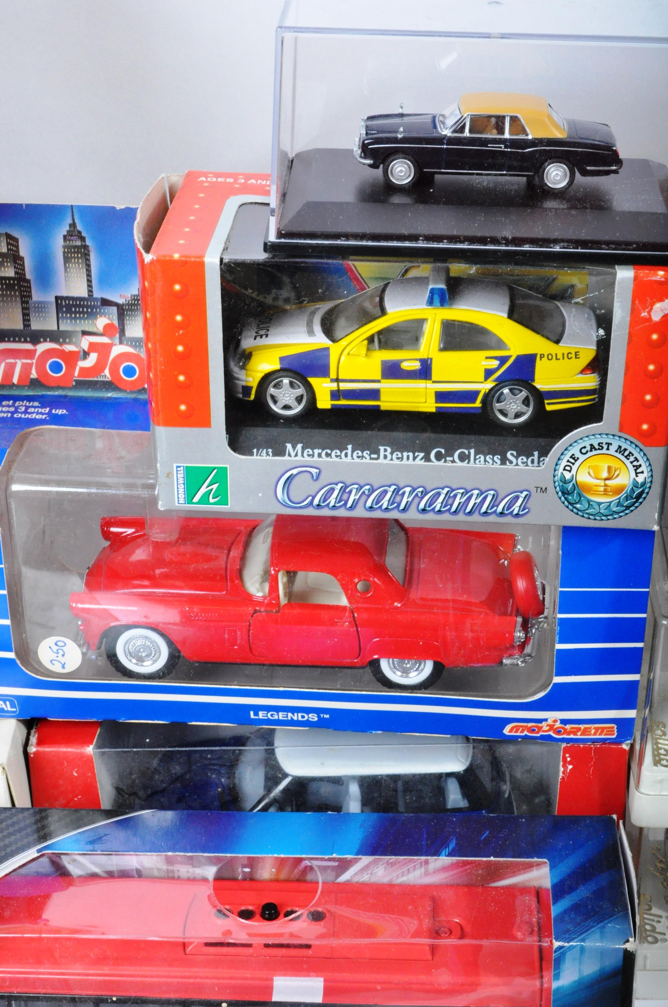 LARGE COLLECTION OF ASSORTED BOXED DIECAST MODEL CARS - Image 11 of 13