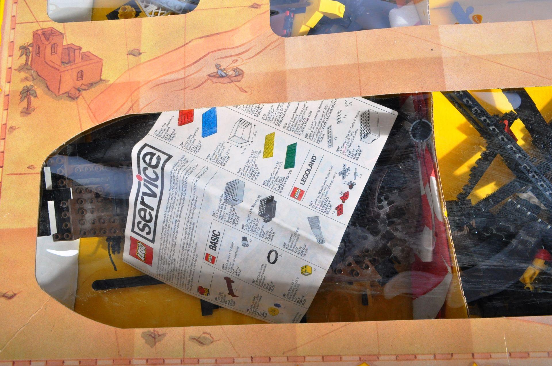 LEGO SET - LEGO LAND - 6285 - BLACK SEAS BARRACUDA - Image 6 of 8