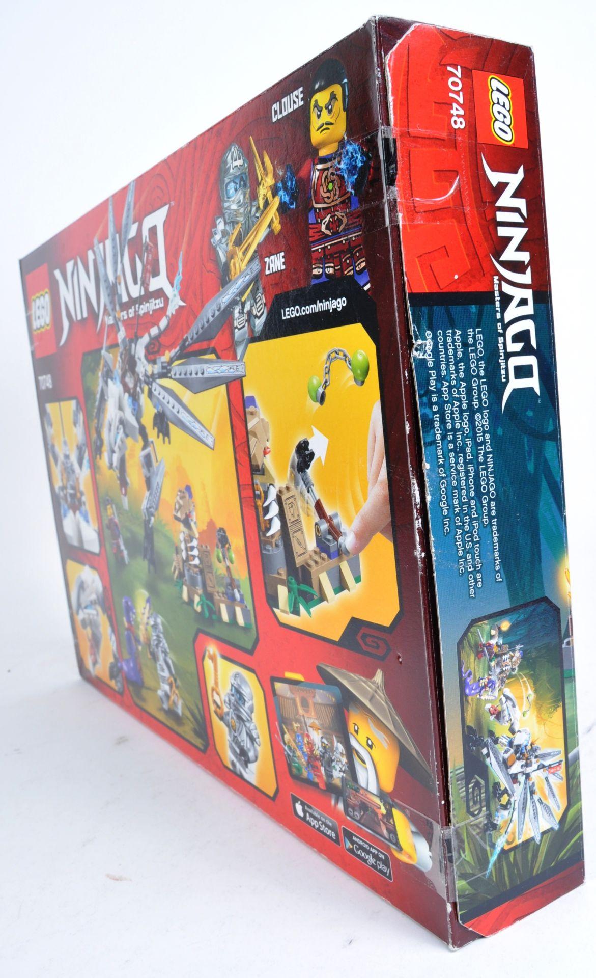 LEGO SETS - LEGO NINJAGO - 70589 / 70592 / 70746 / 70748 - Image 7 of 10