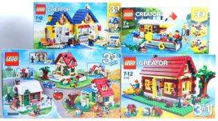 LEGO SETS - LEGO CREATOR 3 IN 1 - 5766 / 31035 / 31093 / 31038