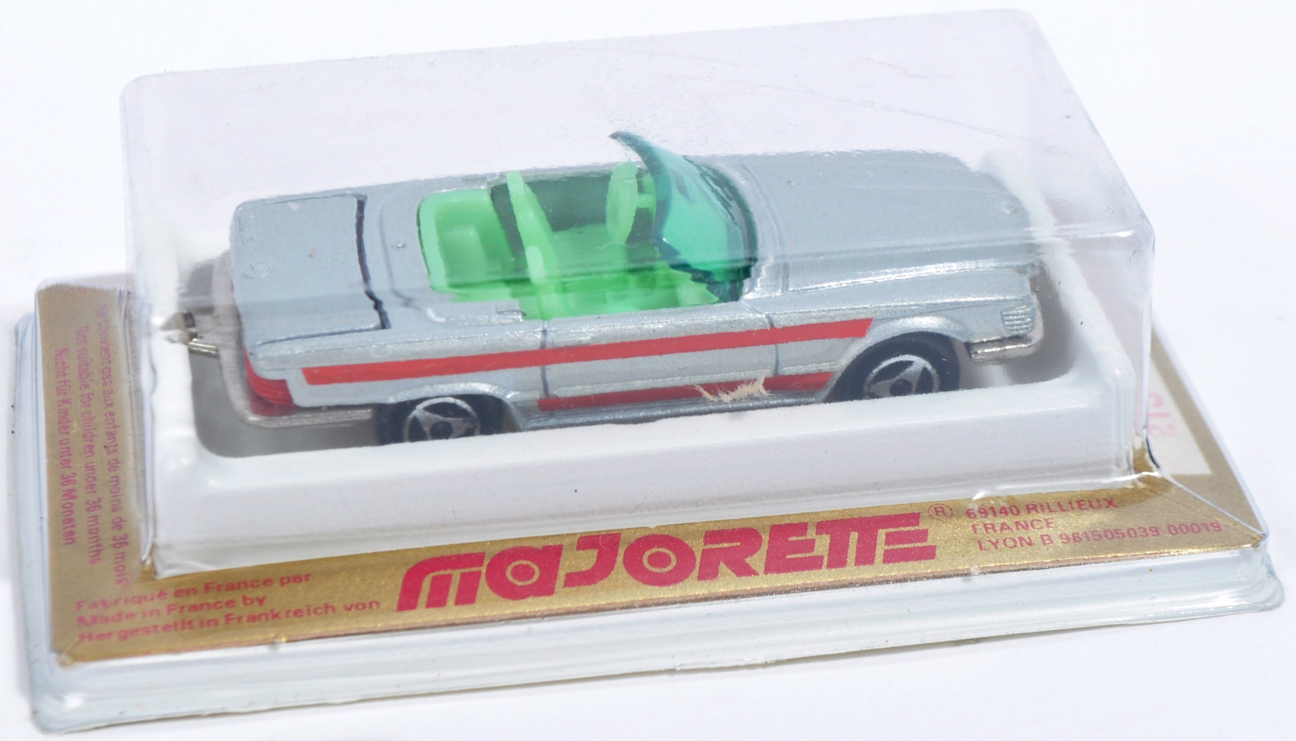 COLLECTION OF X16 ASSORTED MAJORETTE & REVELL MODEL CARS - Image 7 of 7