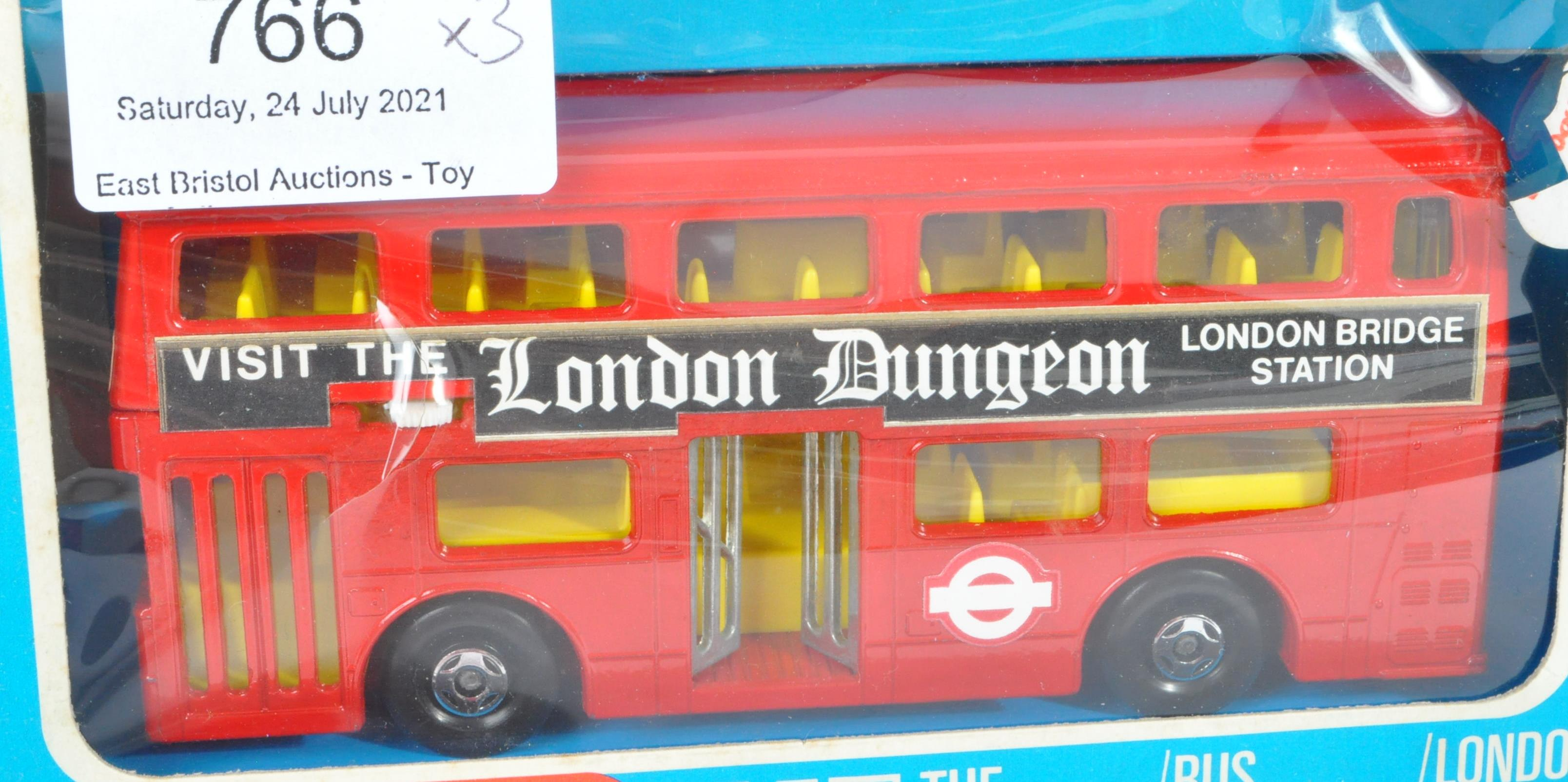 MATCHBOX SUPERKINGS - COLLECTION OF X3 MINT BOXED DIECAST MODELS - Image 3 of 5