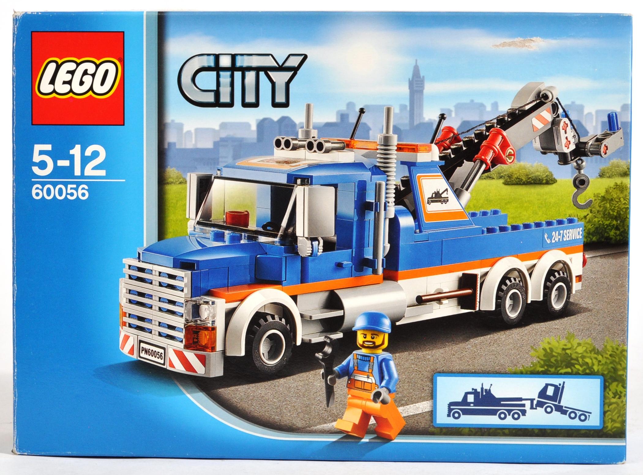 LEGO SETS - LEGO CITY - 60023 / 60056 / 60223 - Image 9 of 11