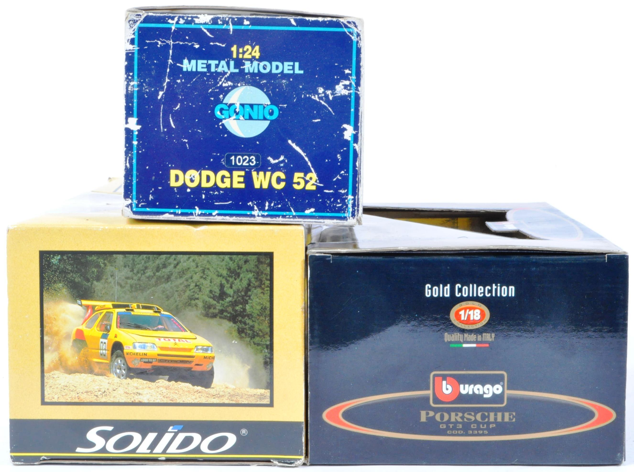 DIECAST - LARGE SCALE BOXED DIECAST MODELS 1/18 AND 1/24 - Image 3 of 5