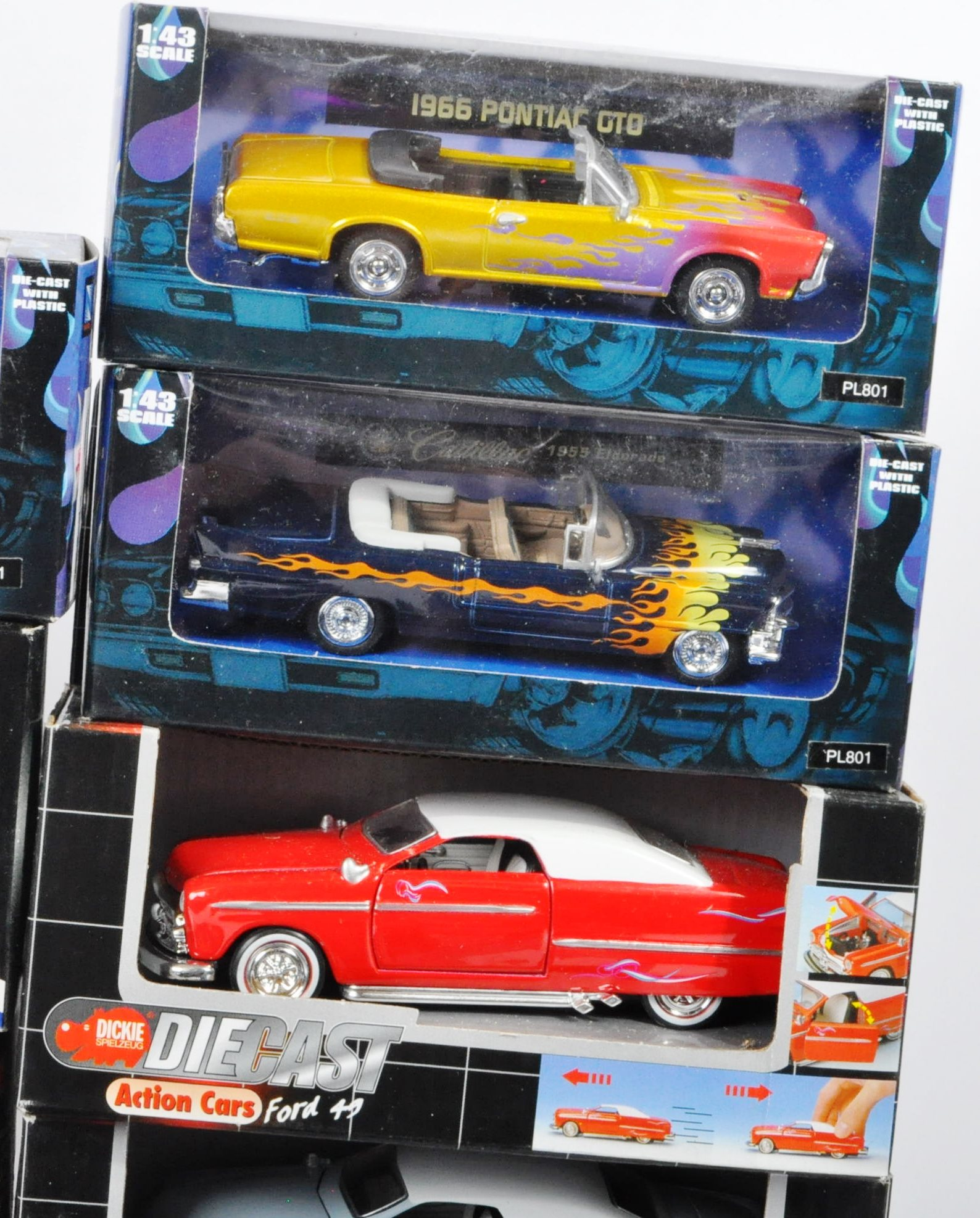 COLLECTION OF ASSORTED BOXED DIECAST MODEL CARS - Image 6 of 6