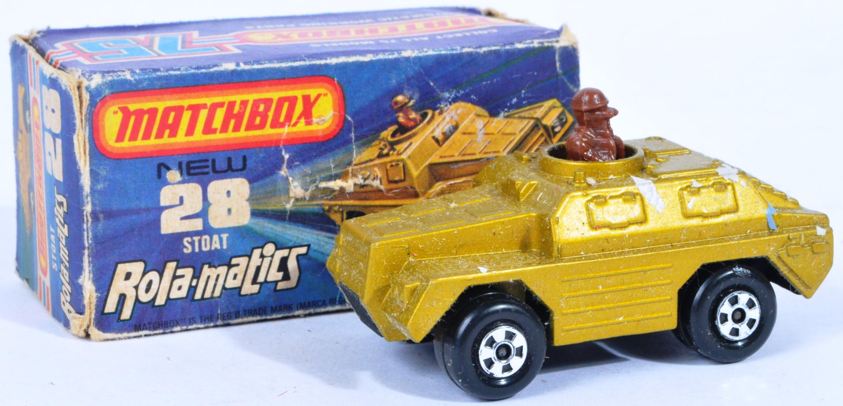 LARGE COLLECTION OF LESNEY MATCHBOX DIECAST MODELS - Image 8 of 8