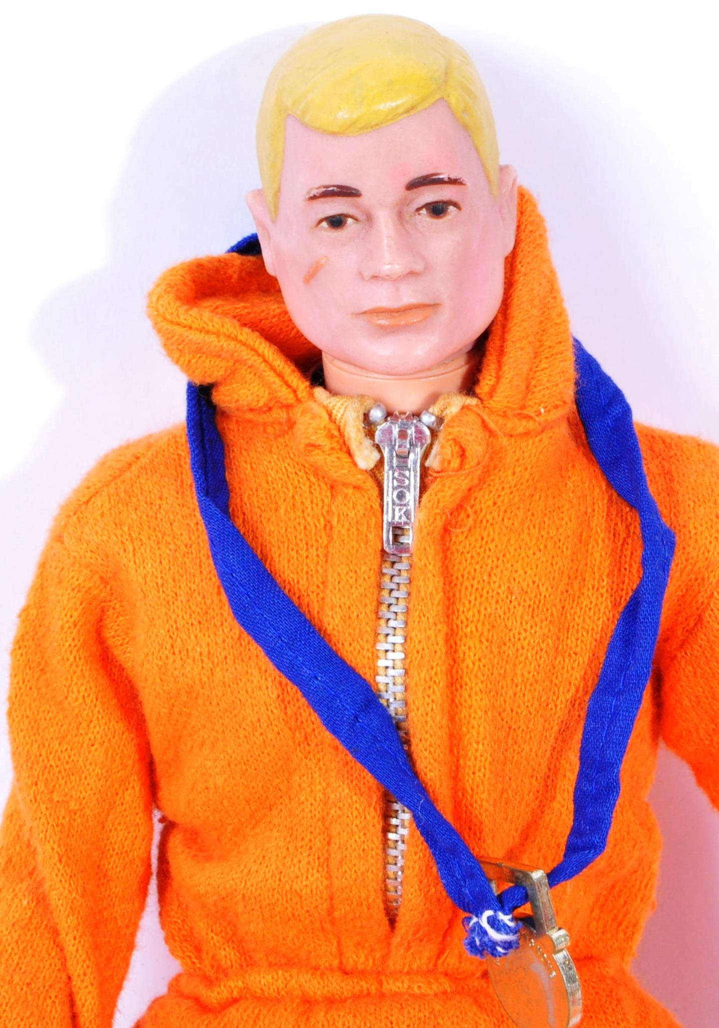 ACTION MAN - COLLECTION OF VINTAGE PALITOY UNIFORMS & FIGURE - Image 2 of 9