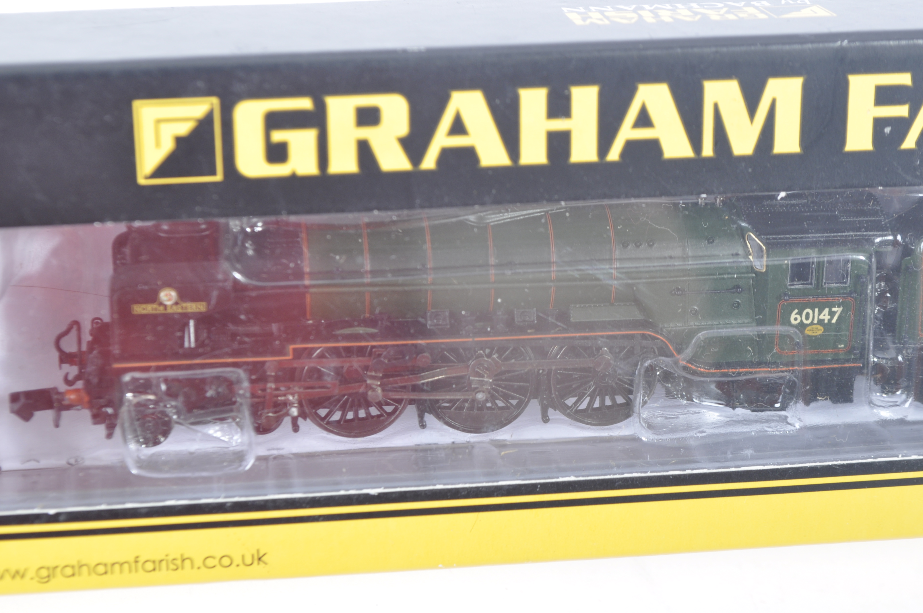 ORIGINAL GRAHAM FARISH N GAUGE MODEL RAILWAY LOCOMOTIVE - Image 2 of 4