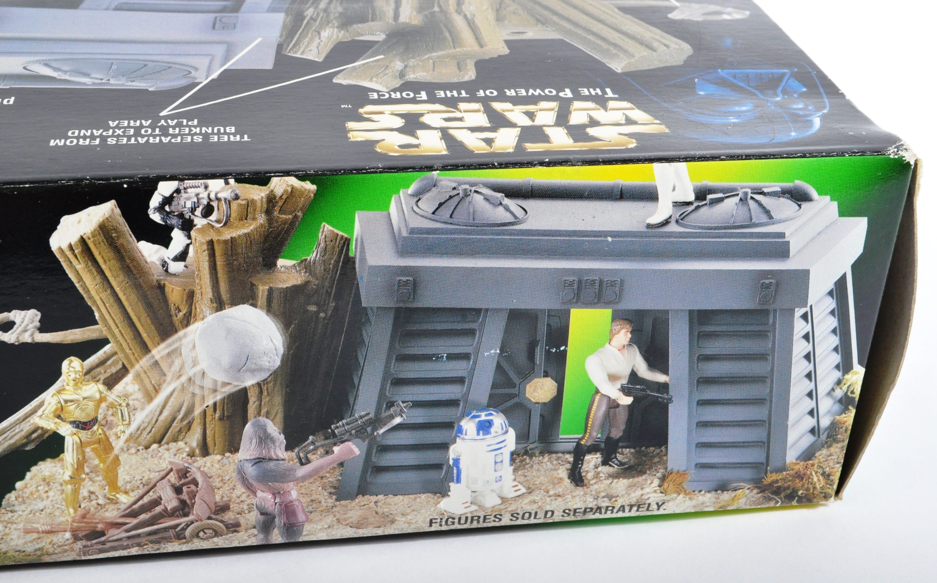 STAR WARS - KENNER POWER OF THE FORCE SEALED PLAYSET - Image 3 of 3