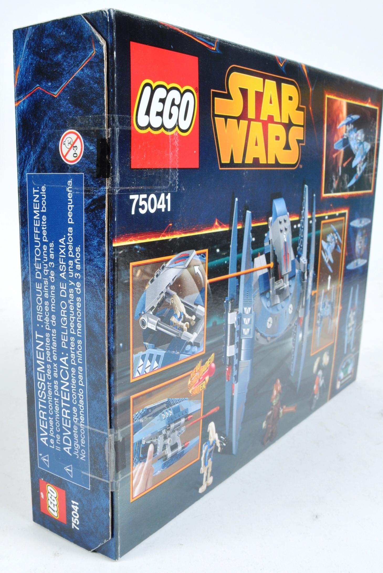 LEGO SETS - LEGO STAR WARS - 75041 / 75042 - Image 6 of 6