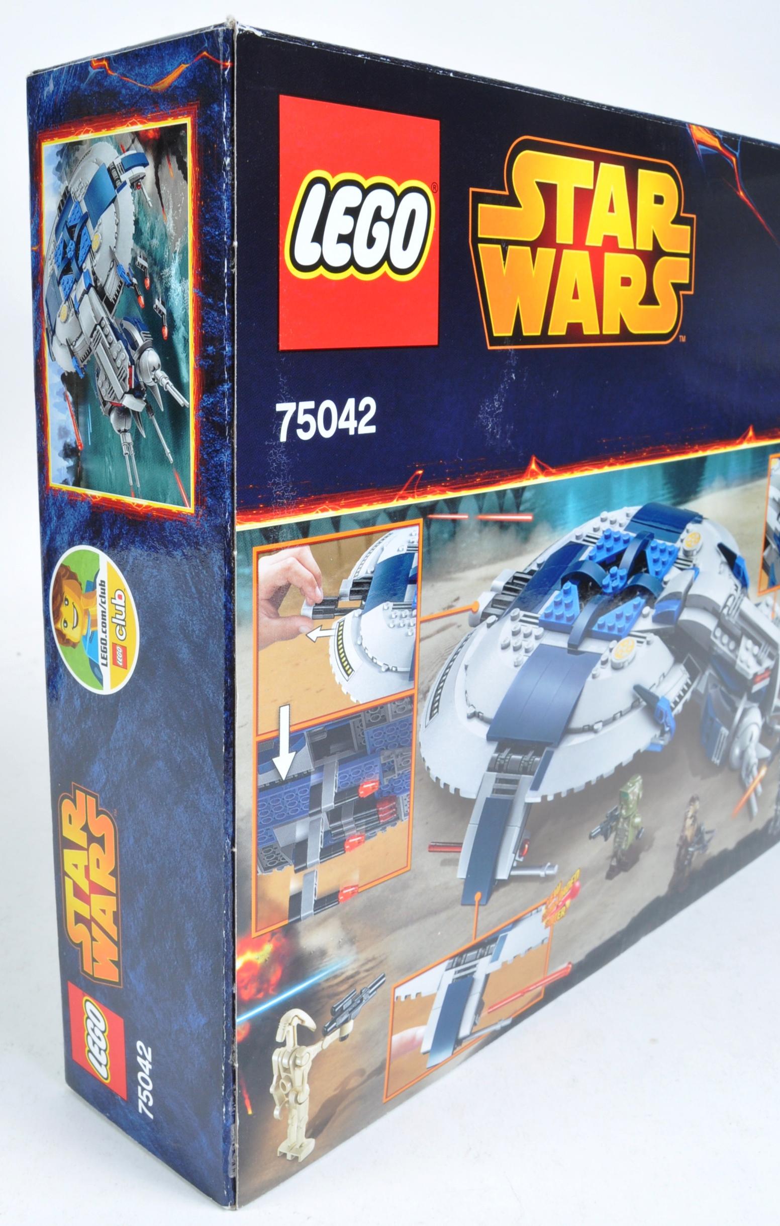 LEGO SETS - LEGO STAR WARS - 75041 / 75042 - Image 4 of 6