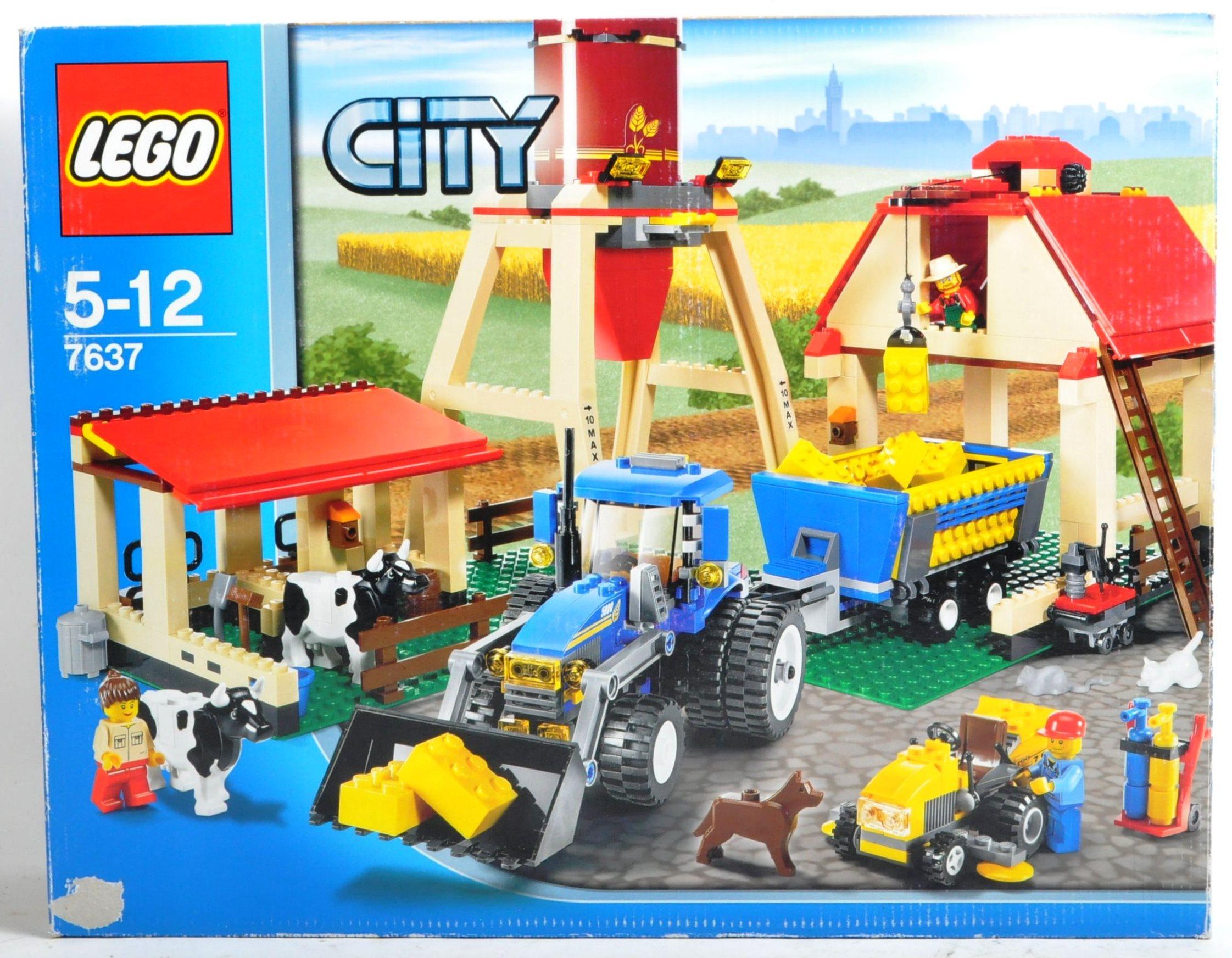 LEGO SET - LEGO CITY - 7637 - LEGO FARM