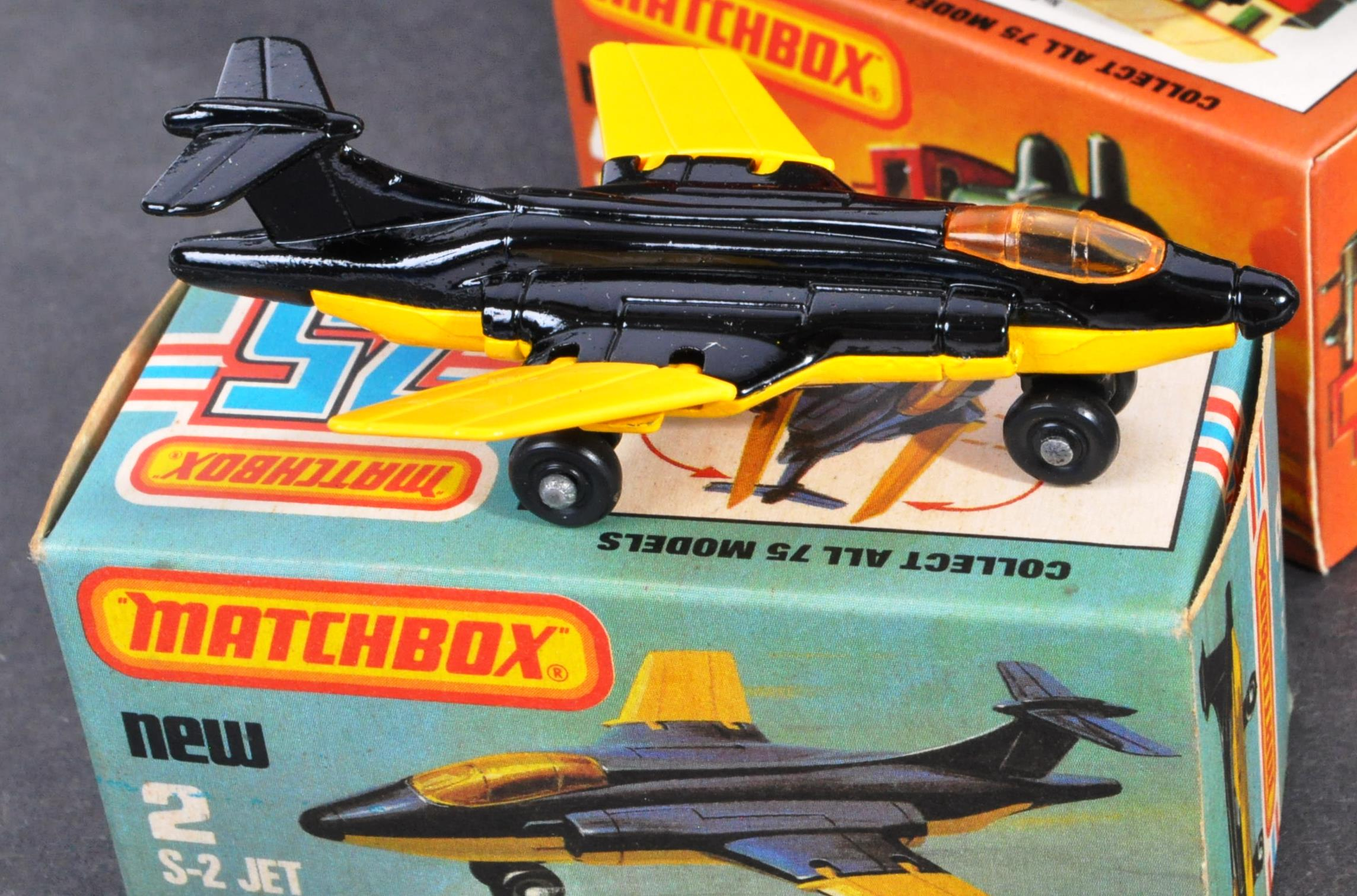 COLLECTION OF X10 ASSORTED MATCHBOX DIECAST MODELS - Image 2 of 6