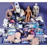 STAR WARS - LARGE COLLECTION OF VINTAGE KENNER ACCESSORIES