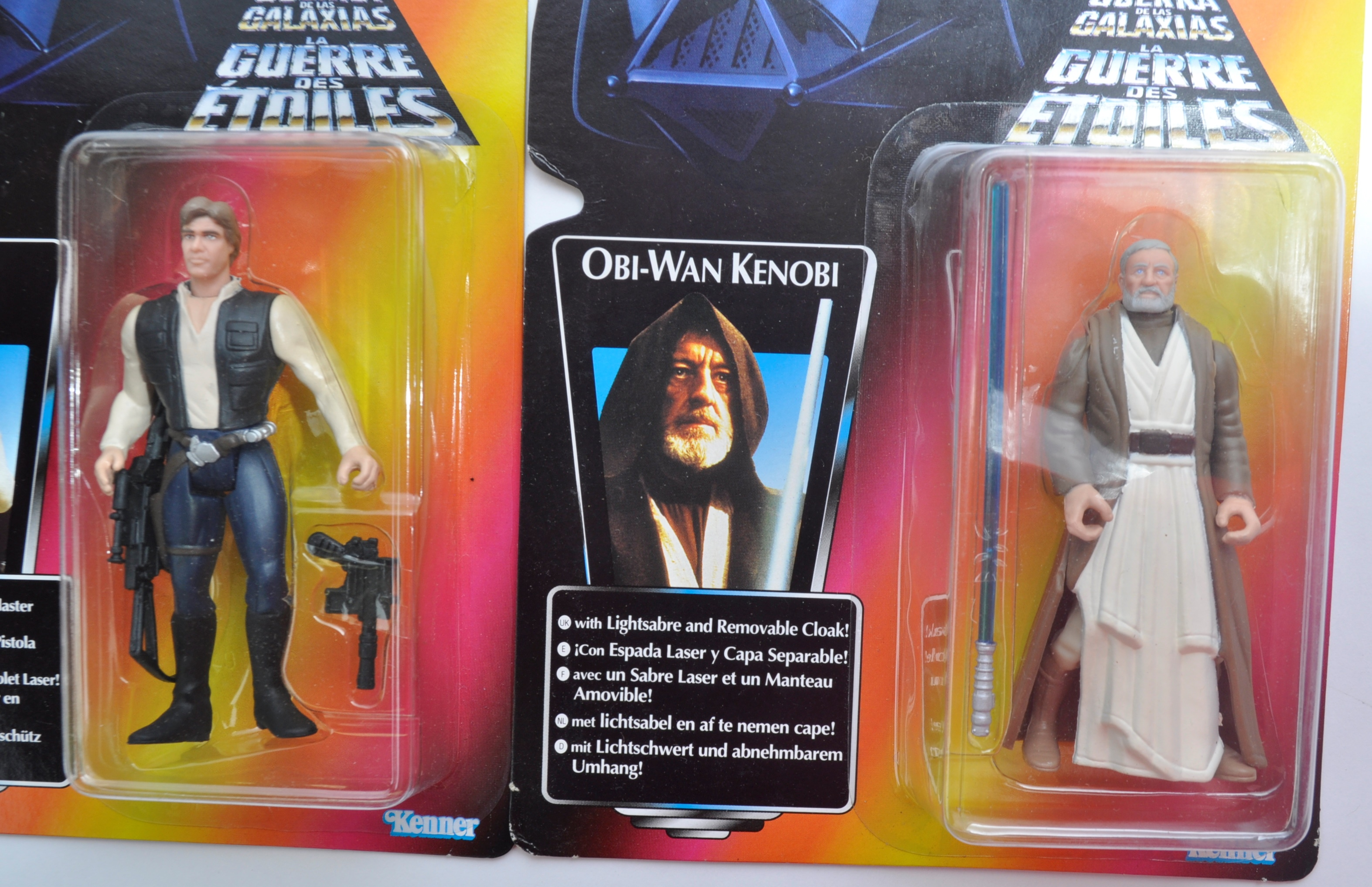 STAR WARS - COLLECTION OF KENNER CARDED ACTION FIGURES - Image 2 of 6