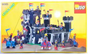 LEGO SET - LEGO LAND - 6085 - BLACK MONARCH'S CASTLE