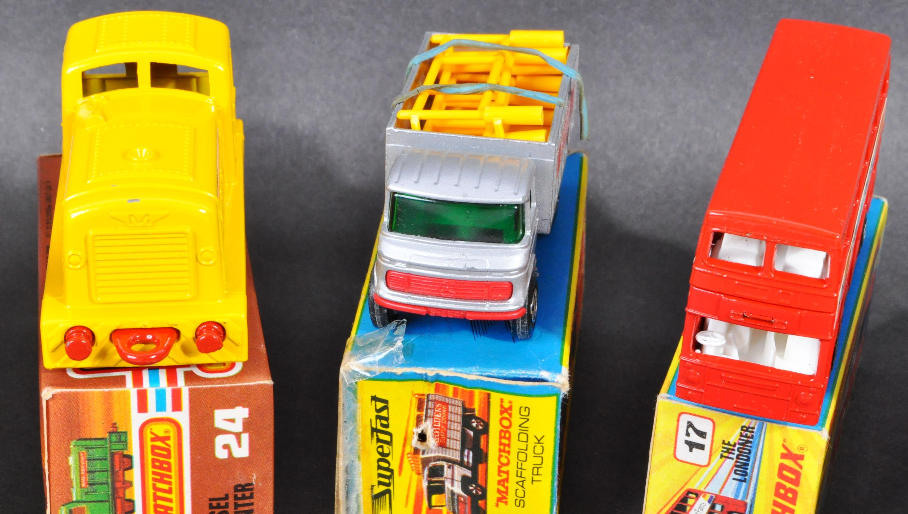 COLLECTION OF X10 ASSORTED MATCHBOX DIECAST MODELS - Image 4 of 6