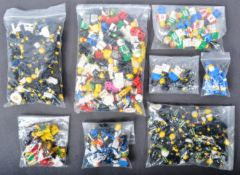 LEGO MINIFIGURES - COLLECTION OF ASSORTED VINTAGE MINIFIGURES