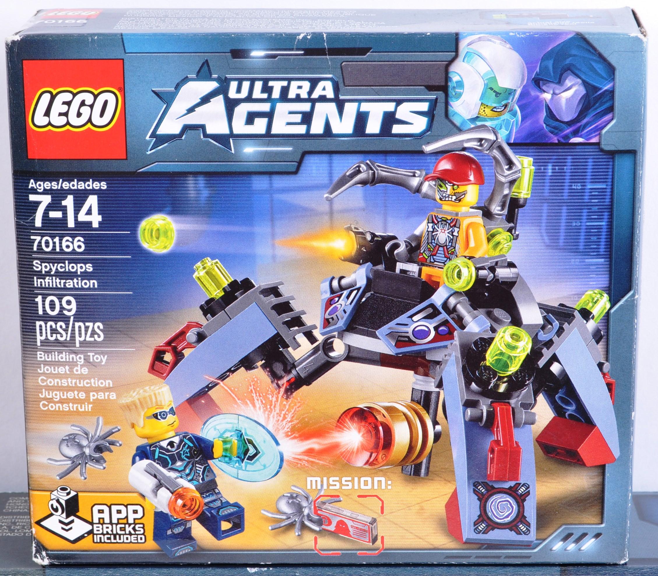 LEGO SETS - LEGO ULTRA AGENTS - Image 4 of 6