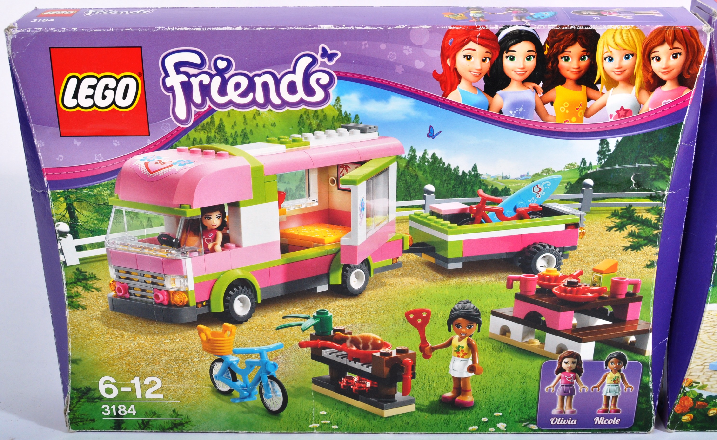 LEGO SETS - LEGO FRIENDS - COLLECTION OF X5 LEGO FRIENDS SETS - Image 5 of 6