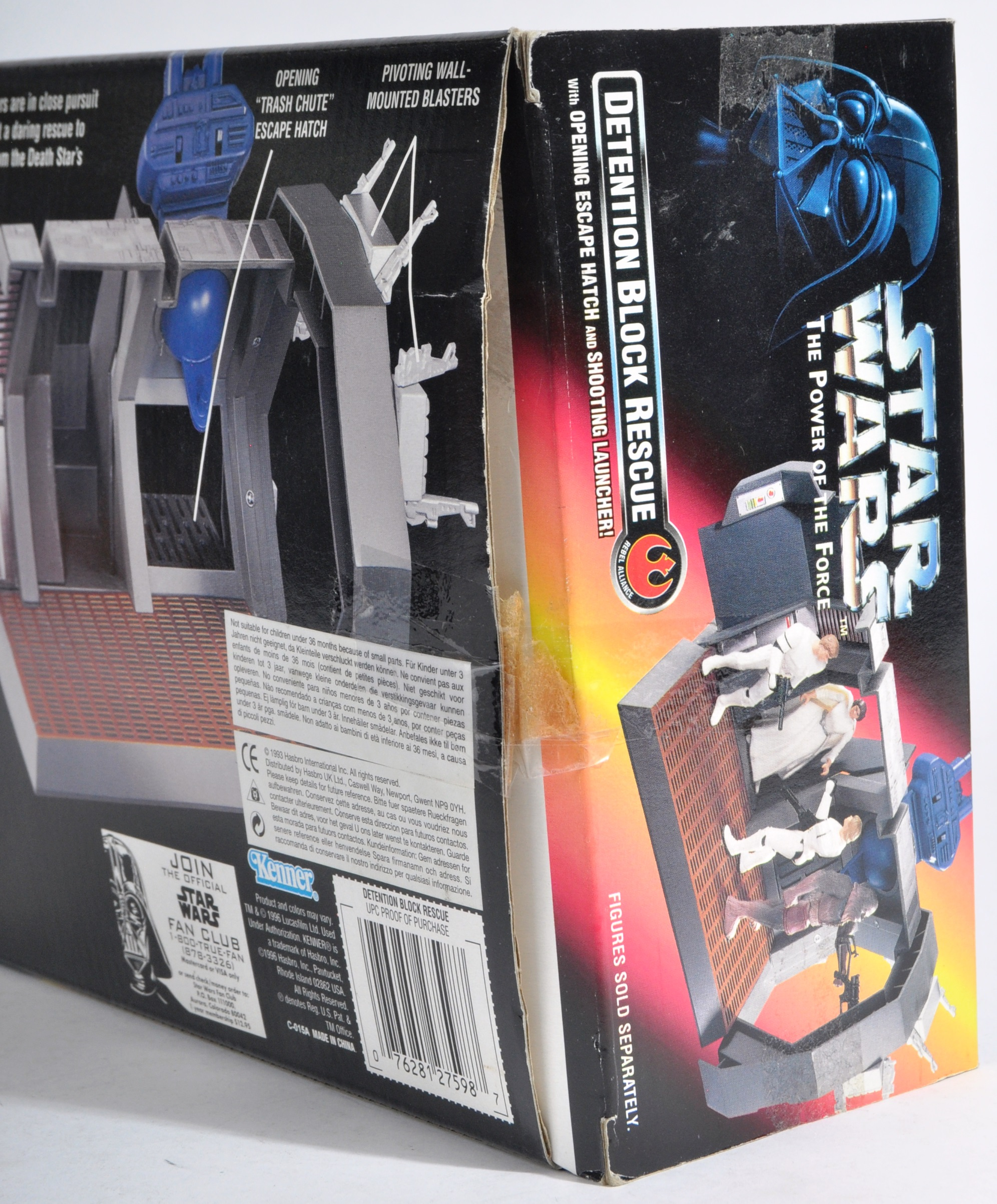 STAR WARS - COLLECTION OF KENNER POWER OF THE FORCES - Image 9 of 13