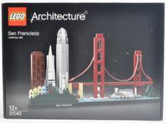 LEGO SET - LEGO ARCHITECTURE - 21043 - SAN FRANCISCO