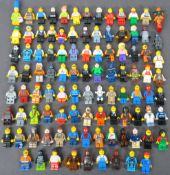 LEGO MINIFIGURES - LARGE COLLECTION OF ASSORTED LEGO MINIFIGURES
