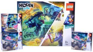 LEGO SETS - LEGO HIDDEN SIDE