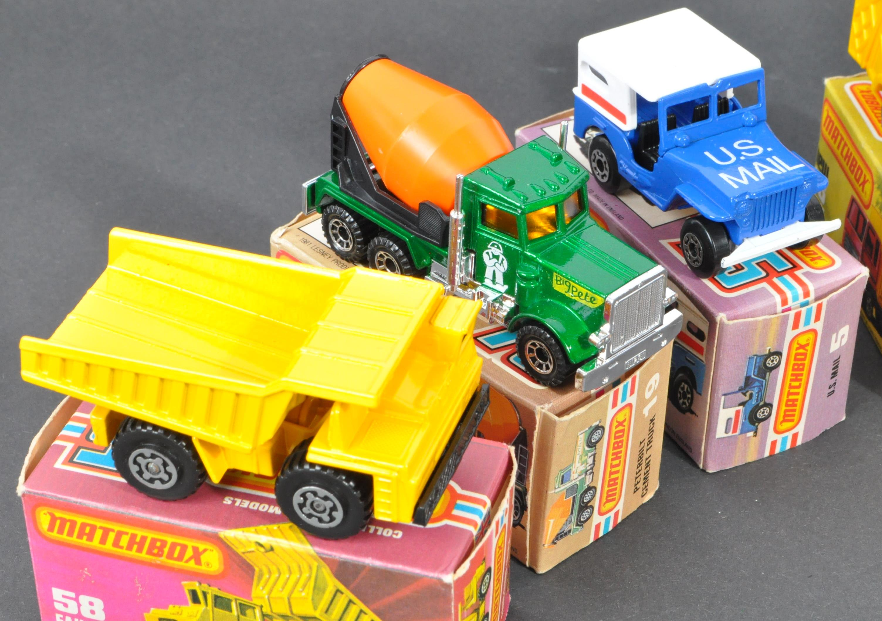COLLECTION OF VINTAGE MATCHBOX 1-75 SERIES BOXED DIECAST MODELS - Image 2 of 4