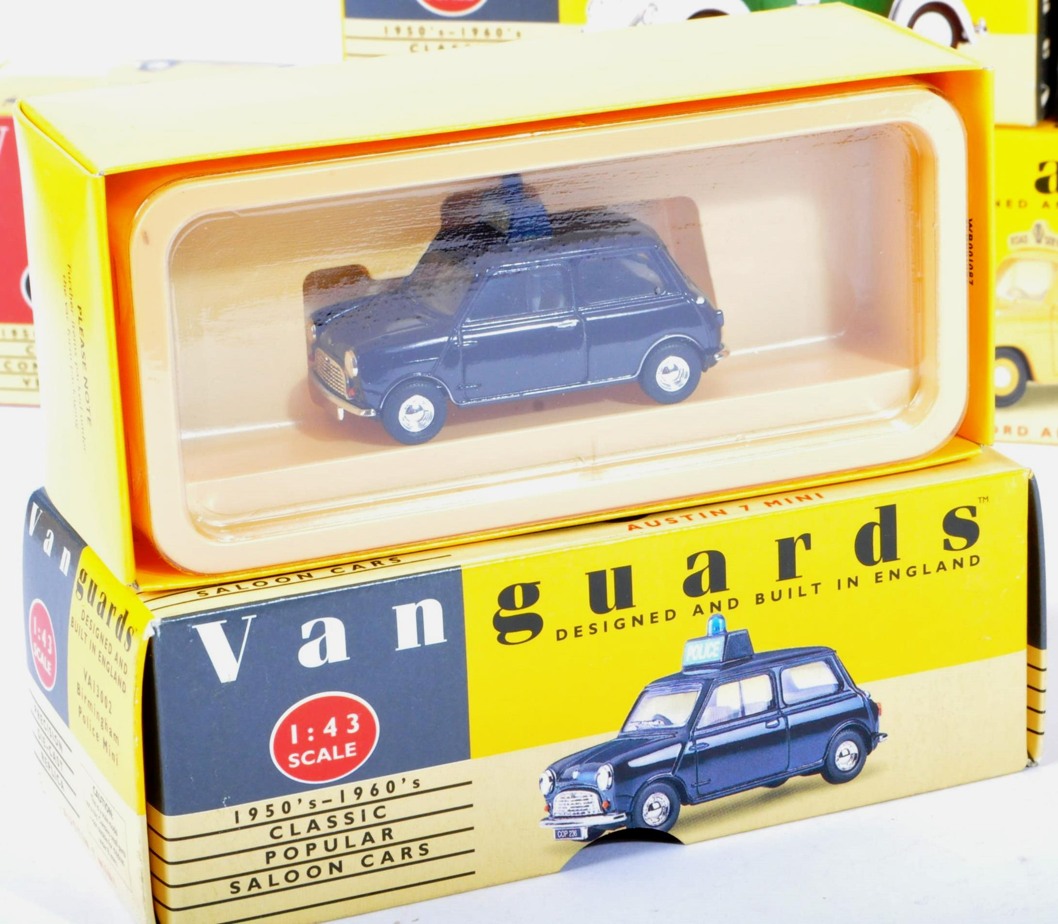 COLLECTION OF X10 LLEDO VANGUARDS DIECAST MODELS - Image 3 of 5