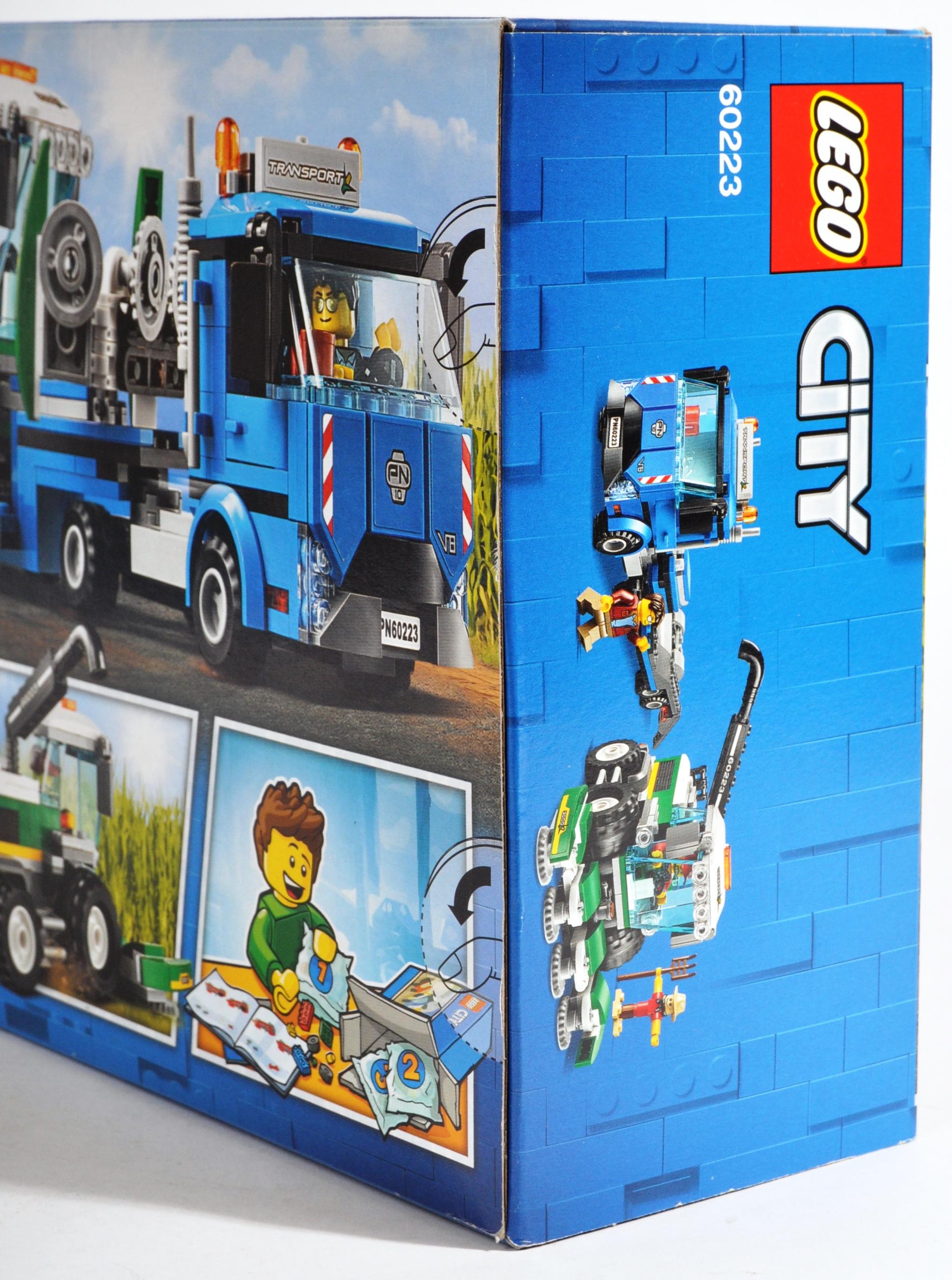 LEGO SETS - LEGO CITY - 60023 / 60056 / 60223 - Image 3 of 11