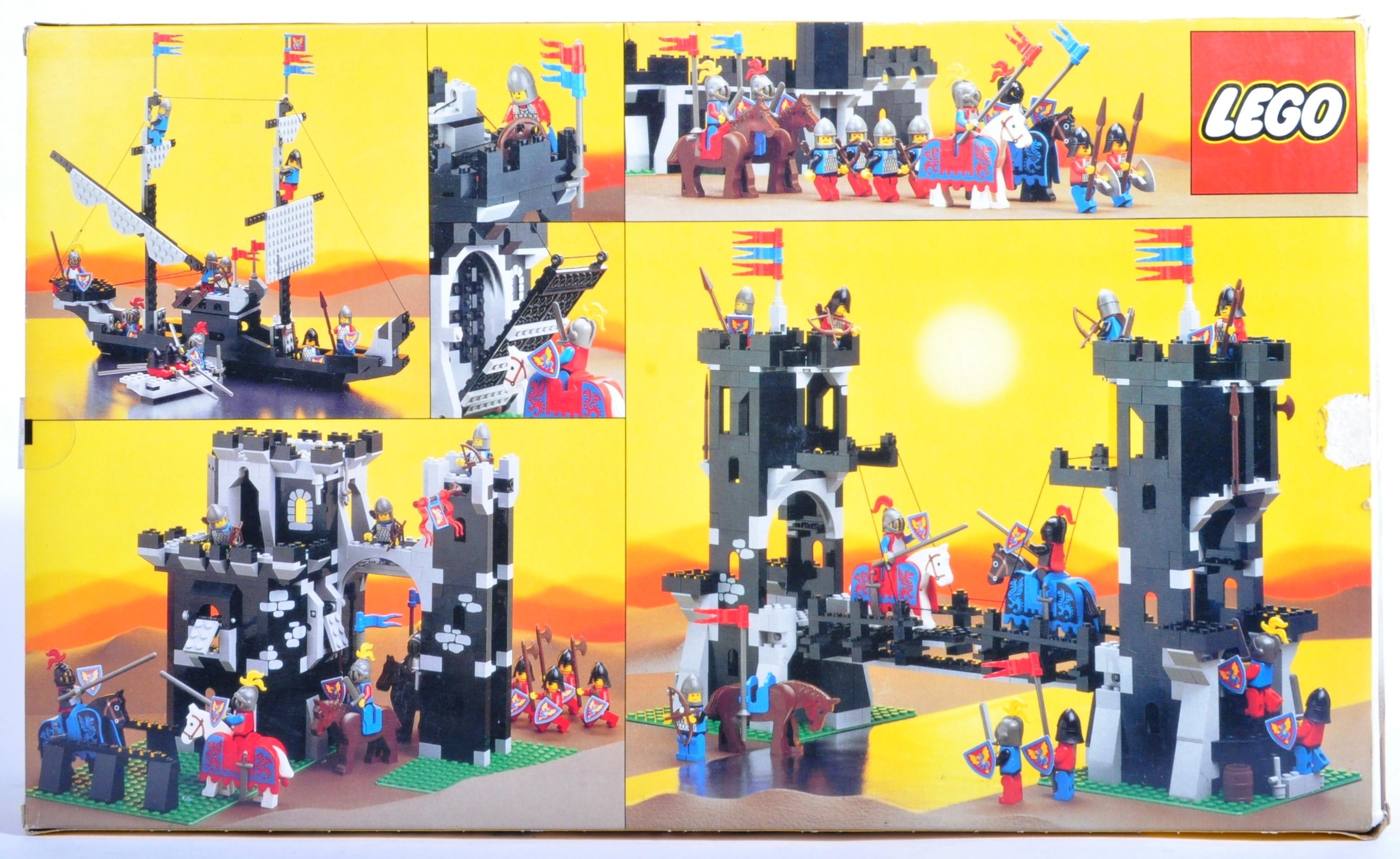 LEGO SET - LEGO LAND - 6085 - BLACK MONARCH'S CASTLE - Image 2 of 4