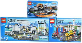 LEGO SETS - LEGO CITY - 7743 / 7993 / 60085