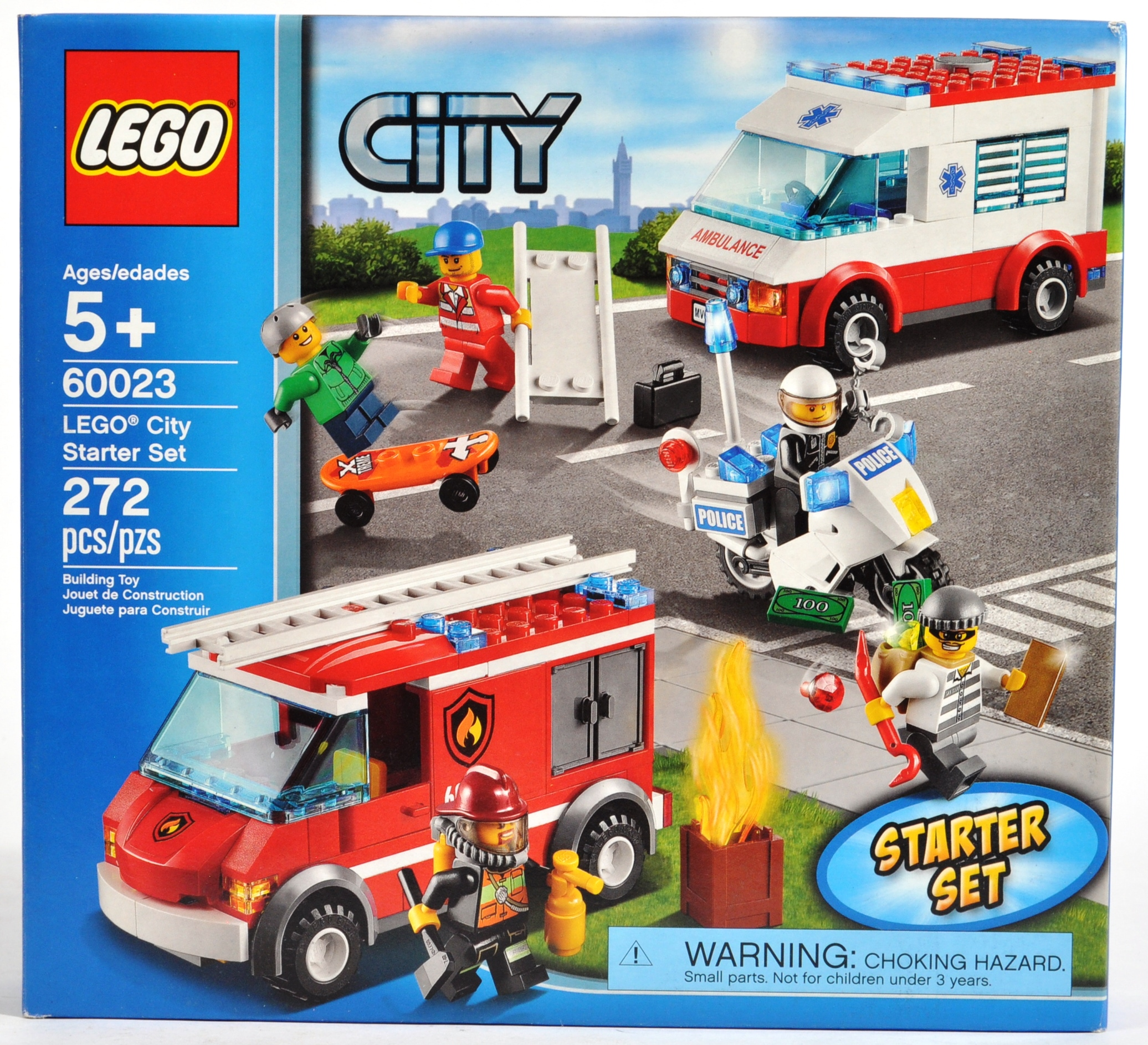 LEGO SETS - LEGO CITY - 60023 / 60056 / 60223 - Image 5 of 11