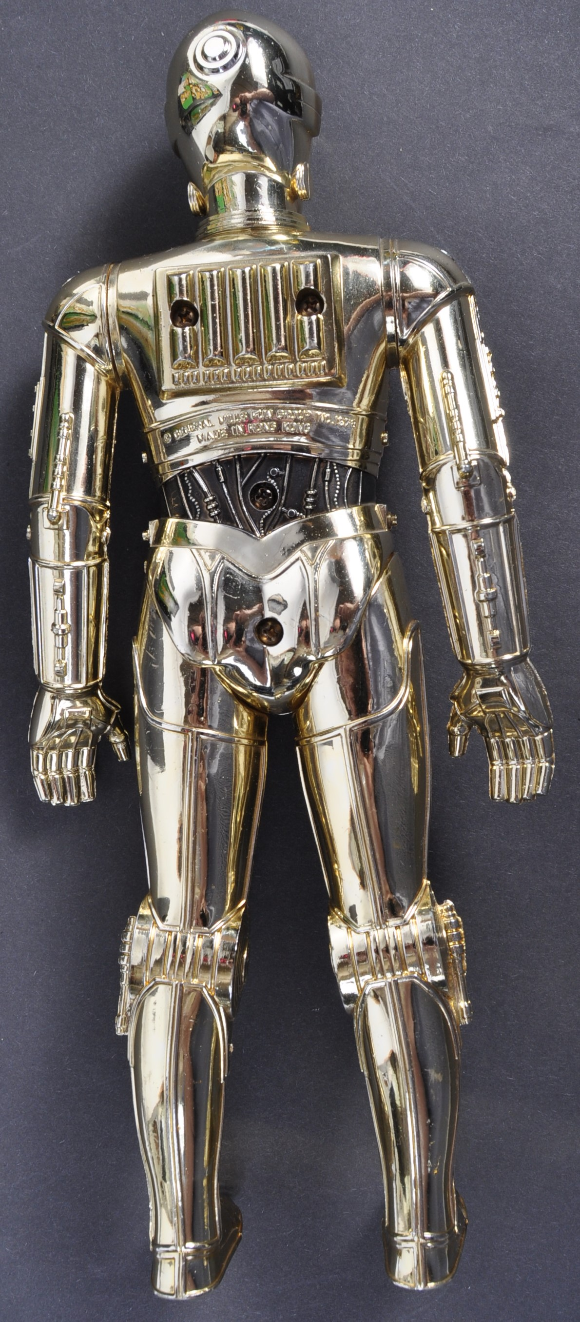 """STAR WARS - RARE DENYS FISHER 12"""" C3PO BOXED ACTION FIGURE - Image 5 of 6"""