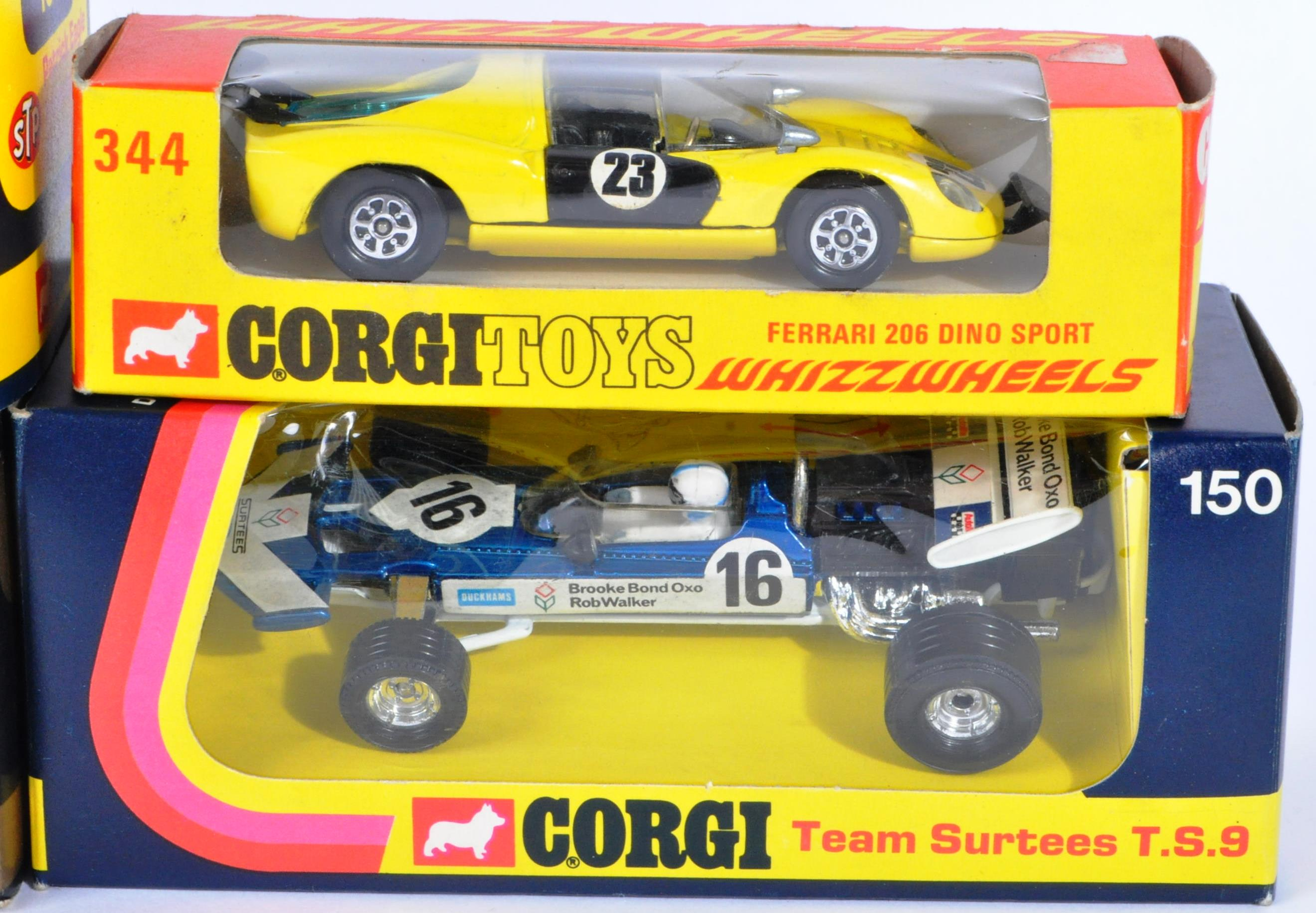 COLLECTION OF ASSORTED VINTAGE CORGI MADE DIECAST MODELS - Image 6 of 6