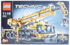 LEGO SET - LEGO TECHNIC - 8053 - MOBILE CRANE